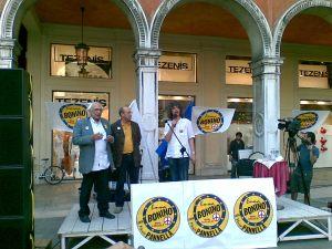 Marco, Giampaolo e Raffaele
